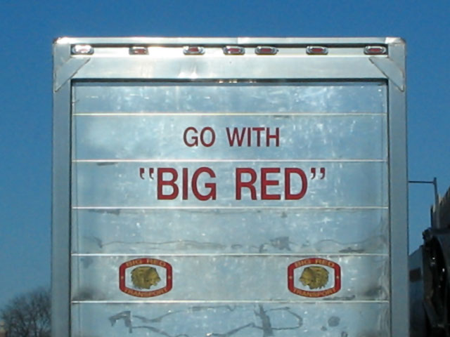 Go With Big Red